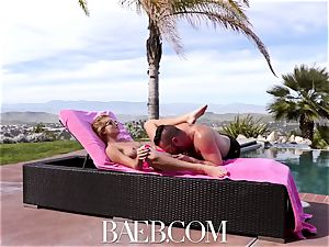 BAEB Hollywood groupie shags her roommate