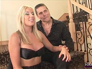 HARMONY VISION Bobbi Starr and Nikki Jayne go assfuck