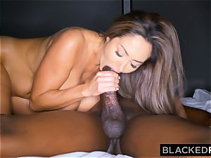 BLACKEDRAW Ava Addams Is plowing bbc And Sending images To Her spouse