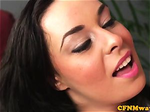 Bigtitted CFNM euro tit banging patients stiffy