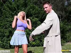 humble man pounds his sizzling promiscuous neighbor Summer Brielle