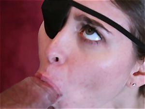 Riley Reid is desperate for man meat