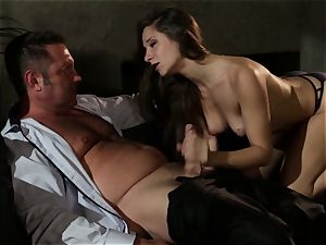 Cassidy Klein enjoys bang-out with senior guy