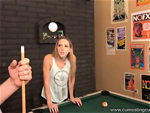 Hollie Mack Makes hubby witness Her Receive a internal cumshot