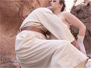 supah super-sexy Jennifer white starlet Wars Sn two