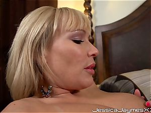 wire on romping lesbians with Jessica Jaymes, Austin Taylor and Mellanie Monroe