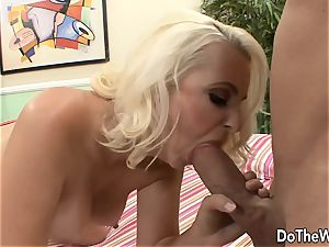 wife Mandy succulent banged in Front of cuckold