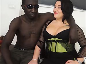 casting ALLA ITALIANA - sizzling buttfuck casting with plus-size