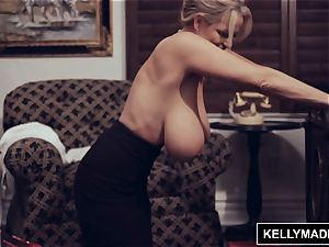 KELLY MADISON mammories and Blueprints