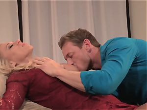 Neighbors wifey pt5 Katie Morgan inserted with spunk-pump
