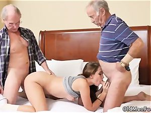 senior father nails buddy crony s daughter xxx presenting Dukke