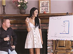 gang romp and Hangman with super-cute couples 1