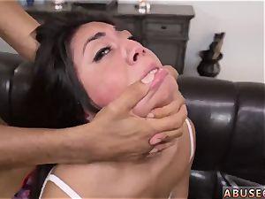 motel gagged xxx tough rectal bang-out for Lexy Bandera s bday
