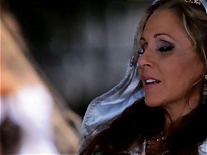 fairy godmother Julia Ann grants a schlongs fantasy
