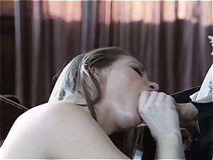 Raven Alexis gets plowed in the office