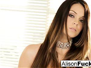 giant tittie Alison teases