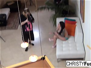 magnificent hidden cam Christy Mack