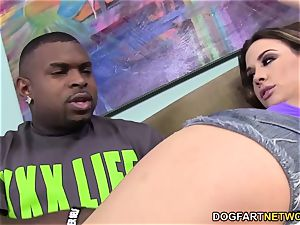 Chanel Preston inhales and pokes bbc - hotwife Sessions