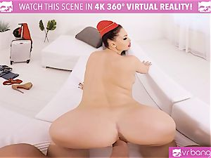 VR PORN-Busty Aletta Ocean Gets porked