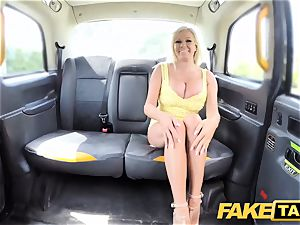 fake taxi large hooters blondie Michelle Thorne