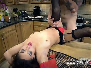 bondage fetish sploog poor Jade Jantzen.