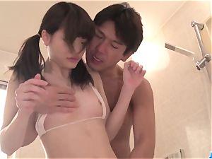 Minori Ichikawa displays off during extraordinary hump have fun
