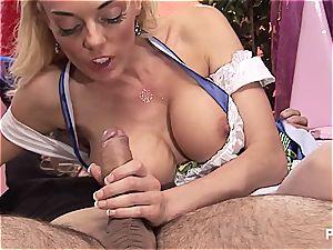orgy female Stacey Saran