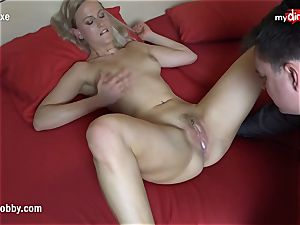 My sloppy pastime - hotwife desire granted
