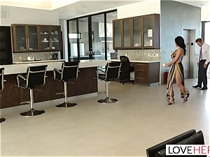 LoveHerFeet - Sneaky cheating sole sex With The Realtor