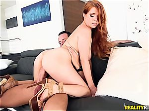 Penny Pax cleavage is used for target experience