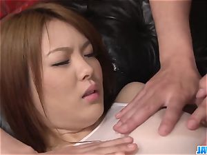 Subtitles - chinese beauty Rei gets beef whistle in her uber-cute