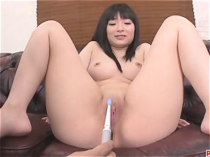 toys tearing up Hina Maeda twat Makes Her bust