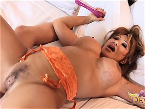 fucking the bung of super-naughty Ava Devine