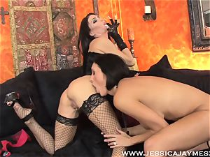 Jessica Jaymes and ultra-kinky Dylan Ryder