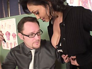 bellowing and moaning Priya Rai popped in the honeypot by headteacher