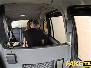 fake taxi tossing salad tanned honey with tiny pink vulva