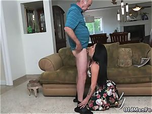 Step mother oral pleasure Frannkie s a quick learner!